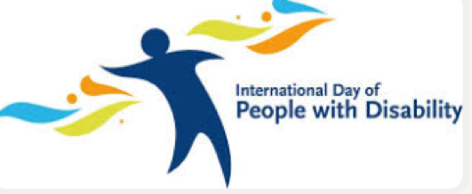 International Day of People With Disabilties logo