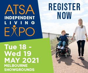 ATSA Independent Living Expo Melbourne - Free to attend, AAA Play are exhibiting